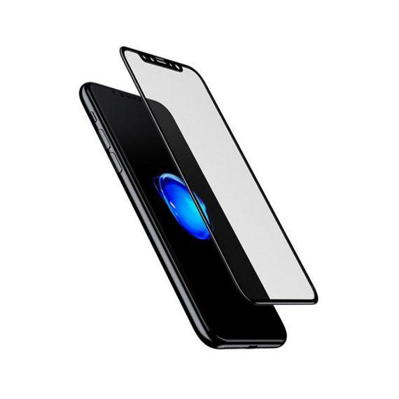 Folie sticla 3D iPhone X margini flexibile