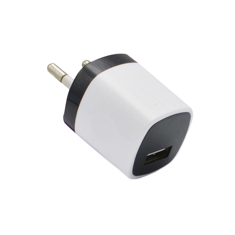 Incarcator pentru telefon si tableta cu USB - 1A 5V
