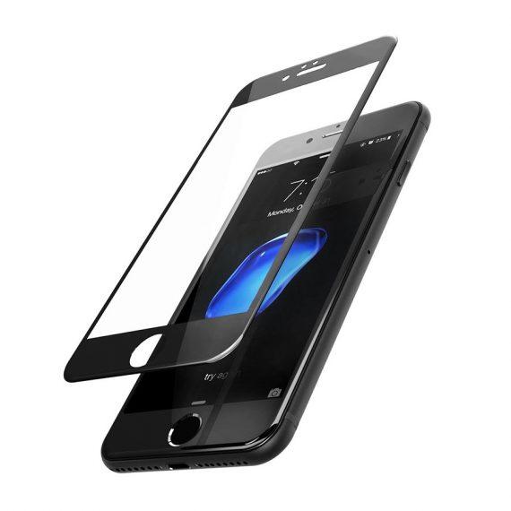 Folie sticla 3D curbata iPhone 7 Plus