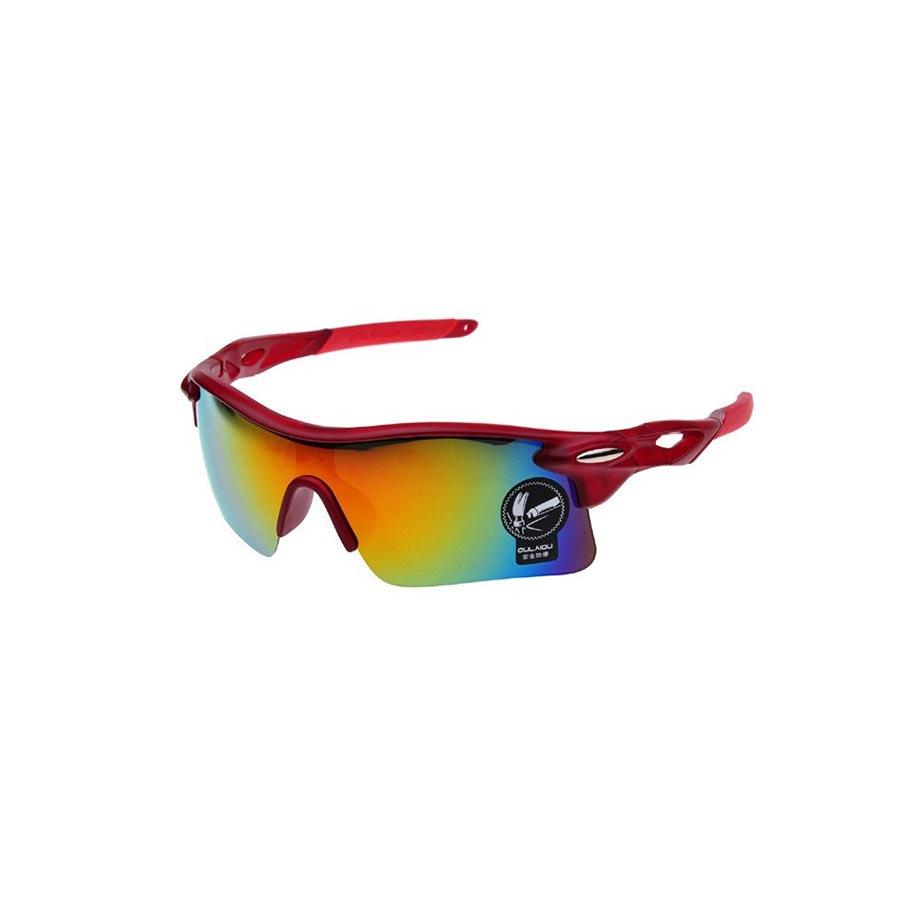Ochelari ciclism cu lentile rezistente la soc UV400