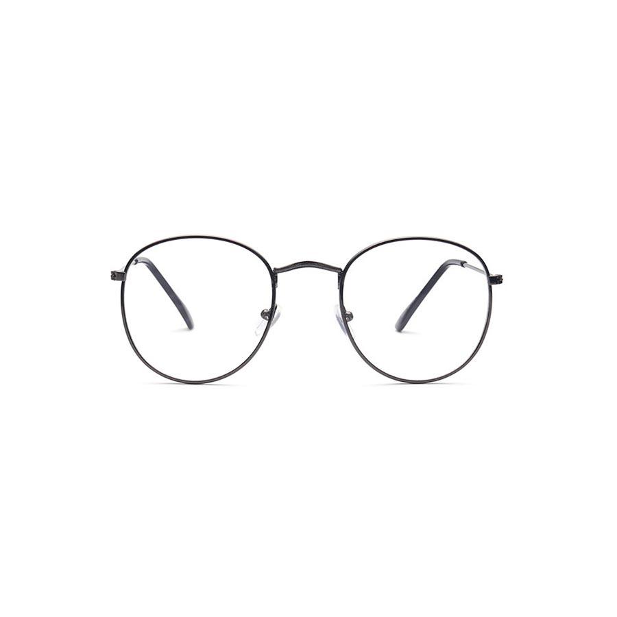 Ochelari lentile transparente model Vintage rama slim
