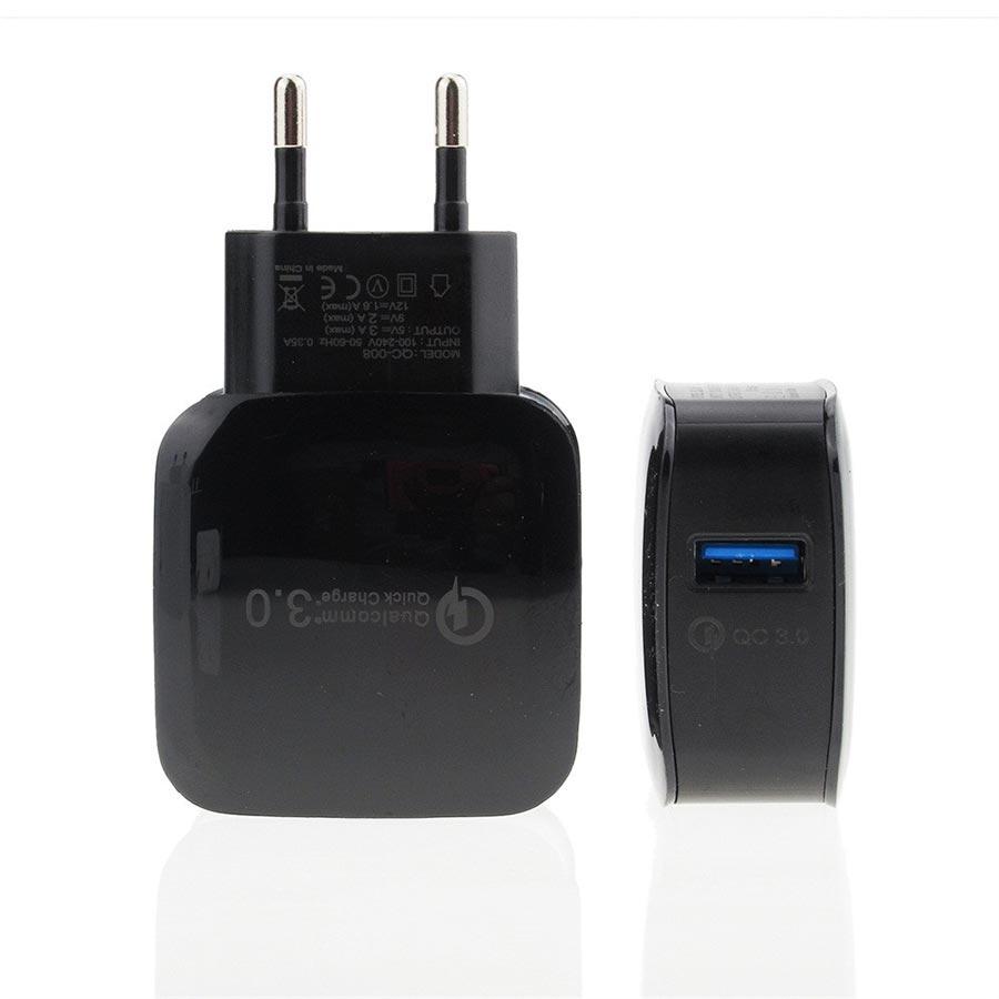 Incarcator rapid telefon Qualcomm Quick Charge 3.0