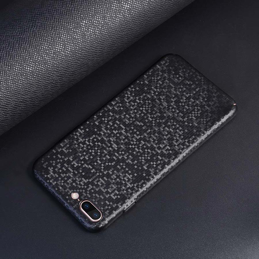 Husa pentru iPhone 7 Plus din plastic dur rezistenta la soc