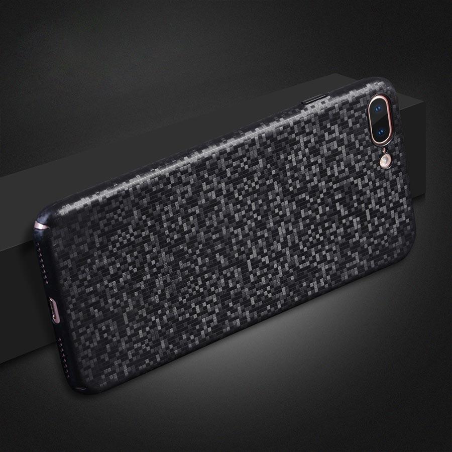 Husa pentru iPhone 6S din plastic dur rezistenta la soc