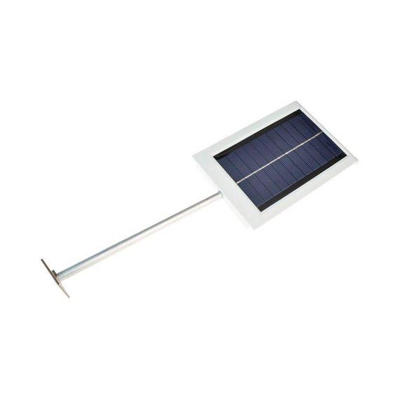 Lampa solara stradala IP65 16 LED 5W 400lm