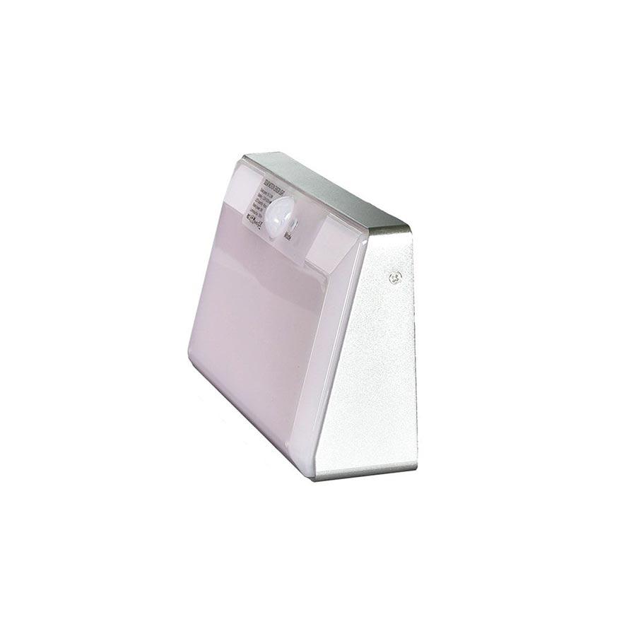 Lampa solara senzor miscare IR IP65 48 LED 6W 760lm