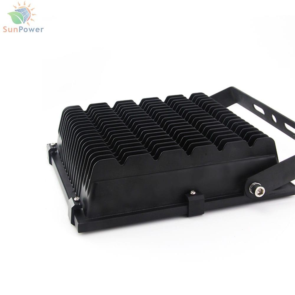 Proieclar solar IP66 56 LED 10W 1800lm