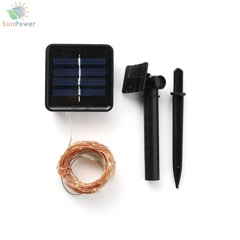 Instalatie solare 6.5m IP65 60 LED 50lm