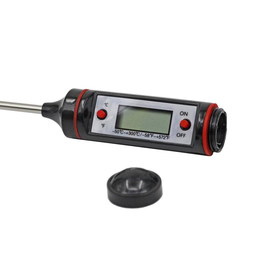 Termometru de bucatarie digital perfect pentru gratar, fripturi