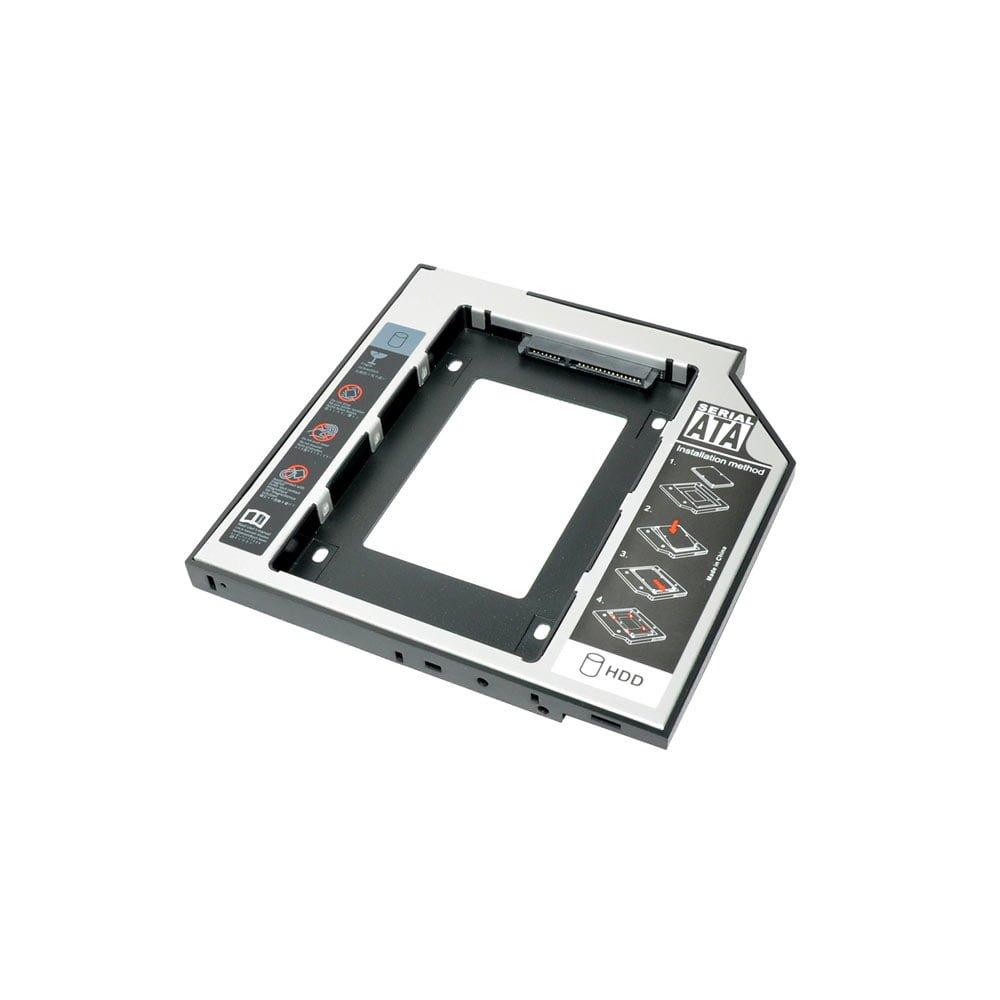 "Caddy HDD Lenovo Universal 2.5"" SATA3 9.5mm - 12.7mm grosime"