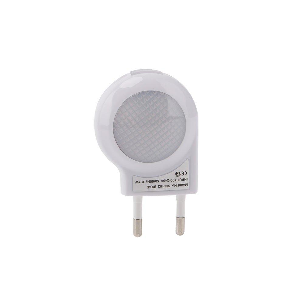 Lumina veghe cu senzor de lumina putere LED 0.7W 100-240V