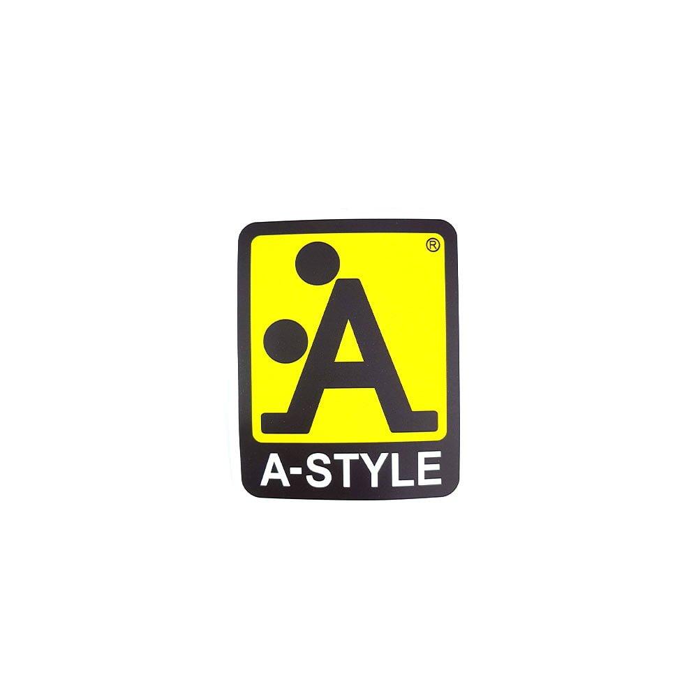 Sticker A Style pentru laptop si masina laminat adeziv