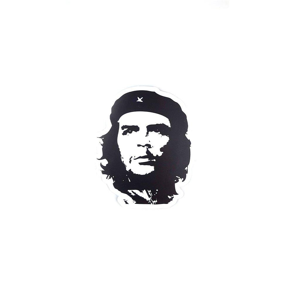 Sticker Che Guevara laminat pentru laptop sau masina