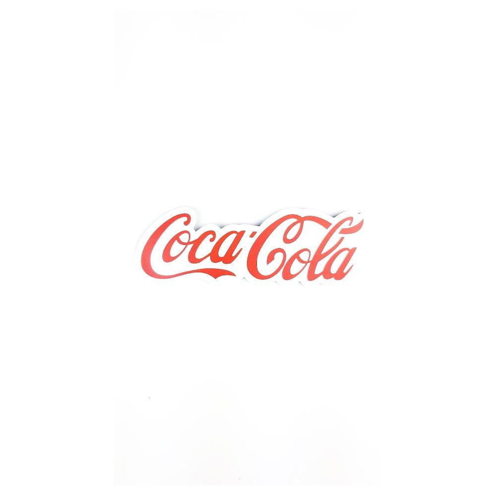 Sticker CocaCola pentru laptop, masina sau frigider hartie laminata adeziva