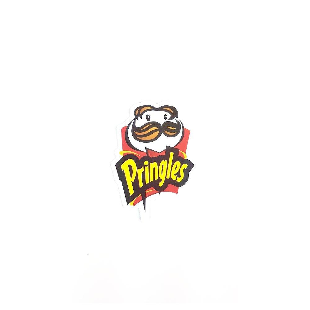 Sticker Pringles laminat adeziv pentru laptop masina sau frigider