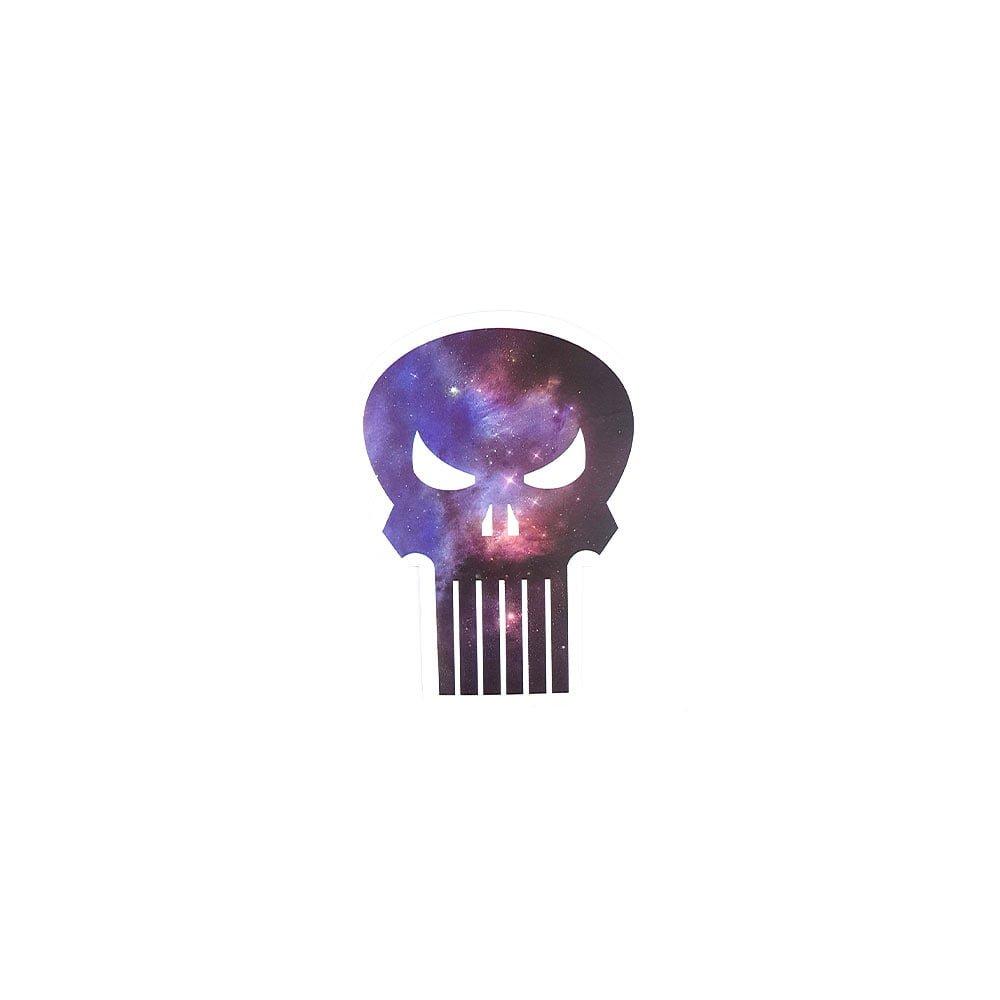 Sticker ThePunisher pentru laptop sau masina laminat