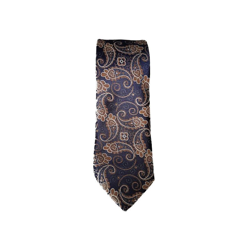 Cravata slim pentru barbati handmade needles model business-casual