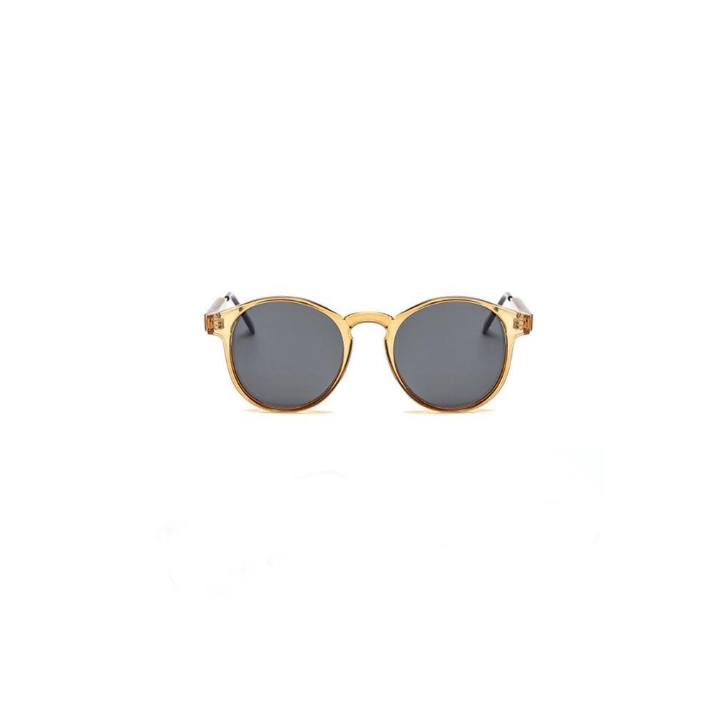 Ochelari de soare rotunzi din plastic gros cu protectie UV400