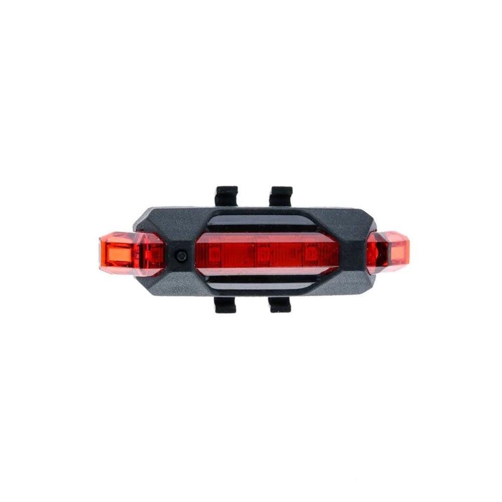 Stop bicicleta 5 leduri SMD si 4 moduri de functionare Micro USB