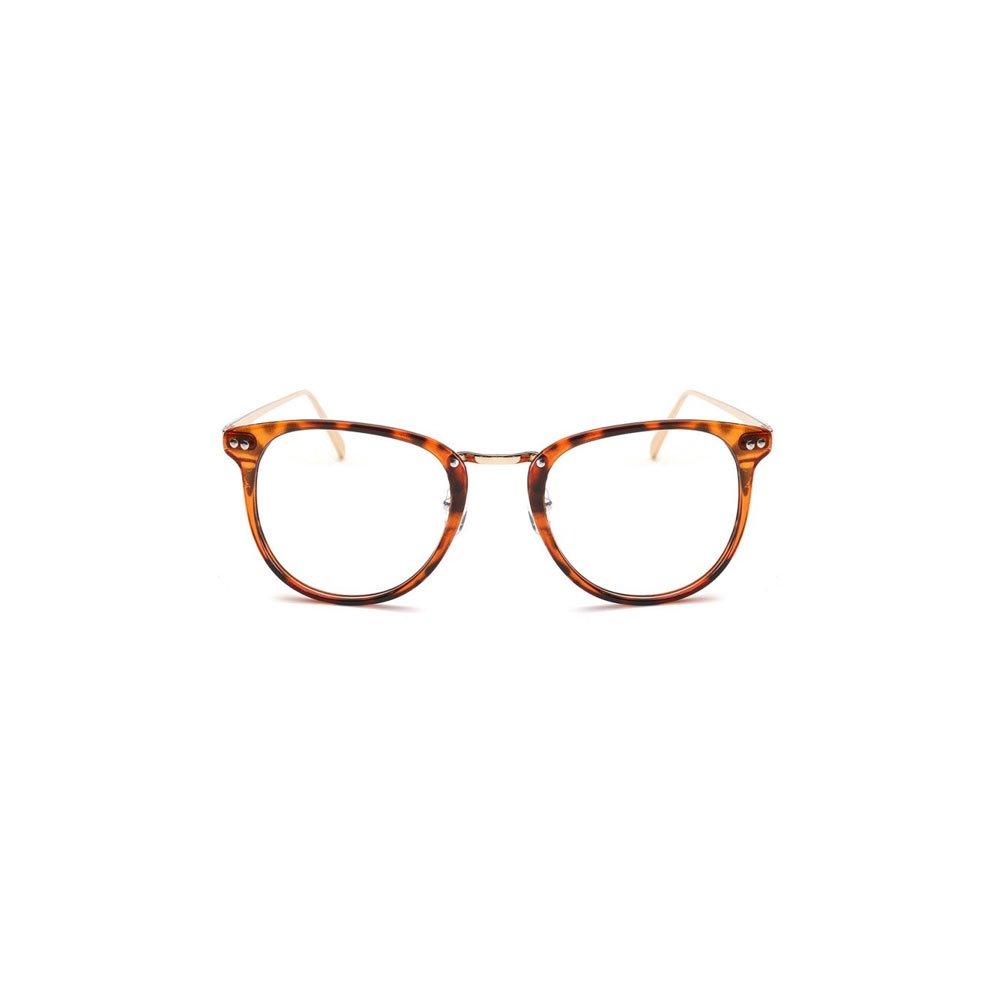 Ochelari cu lentile transparente unisex cu aspect premium