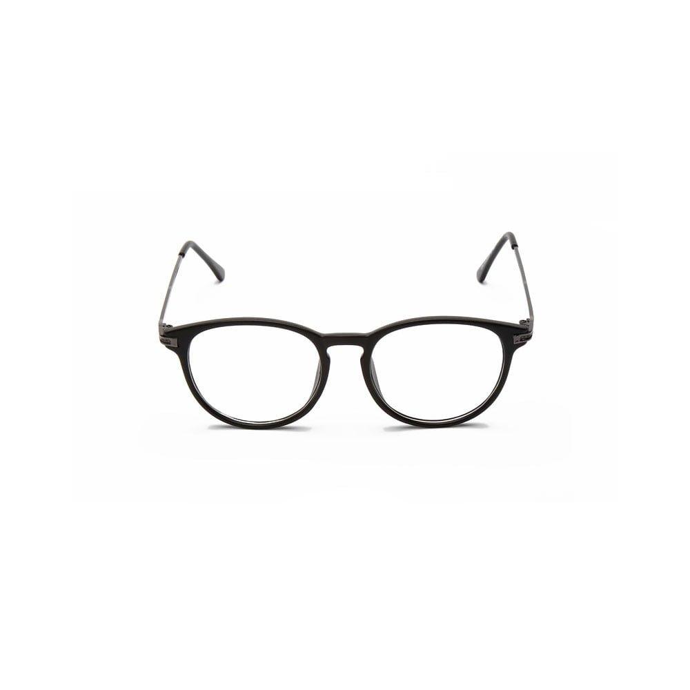Ochelari cu lentile transparente model vintage unisex UV400