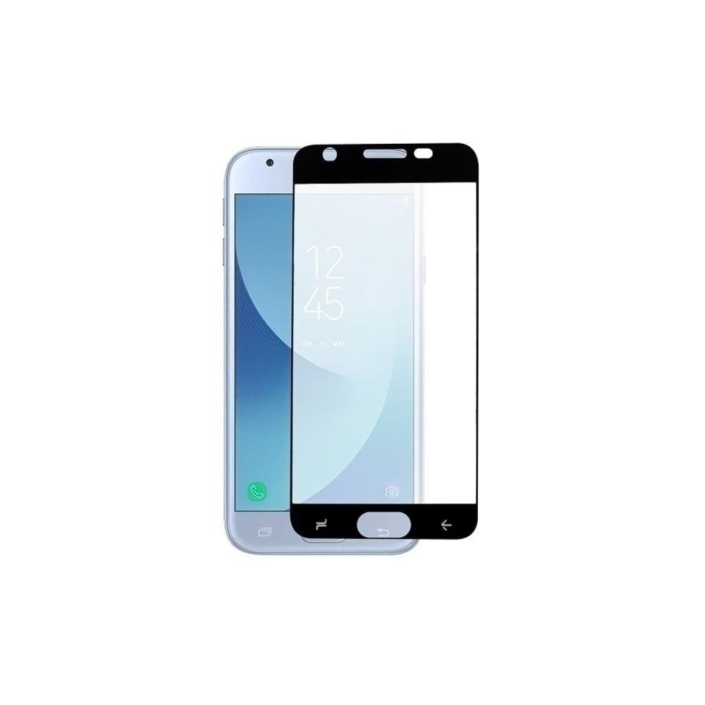 Folie de sticla Samsung Galaxy J3 2018 5D premium acoperire totala a ecranului