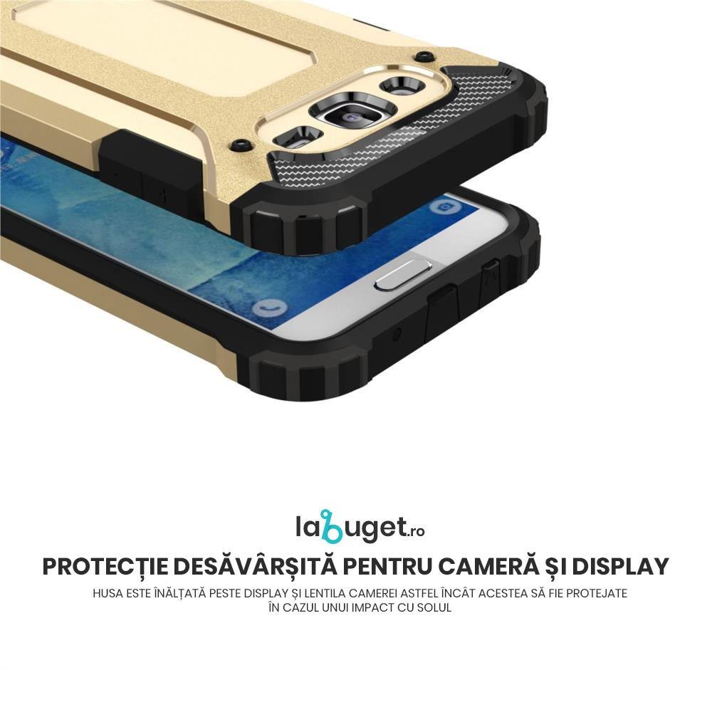 Husa armura Samsung Galaxy J6 2018 cu protectie ridicata la socuri mecanice