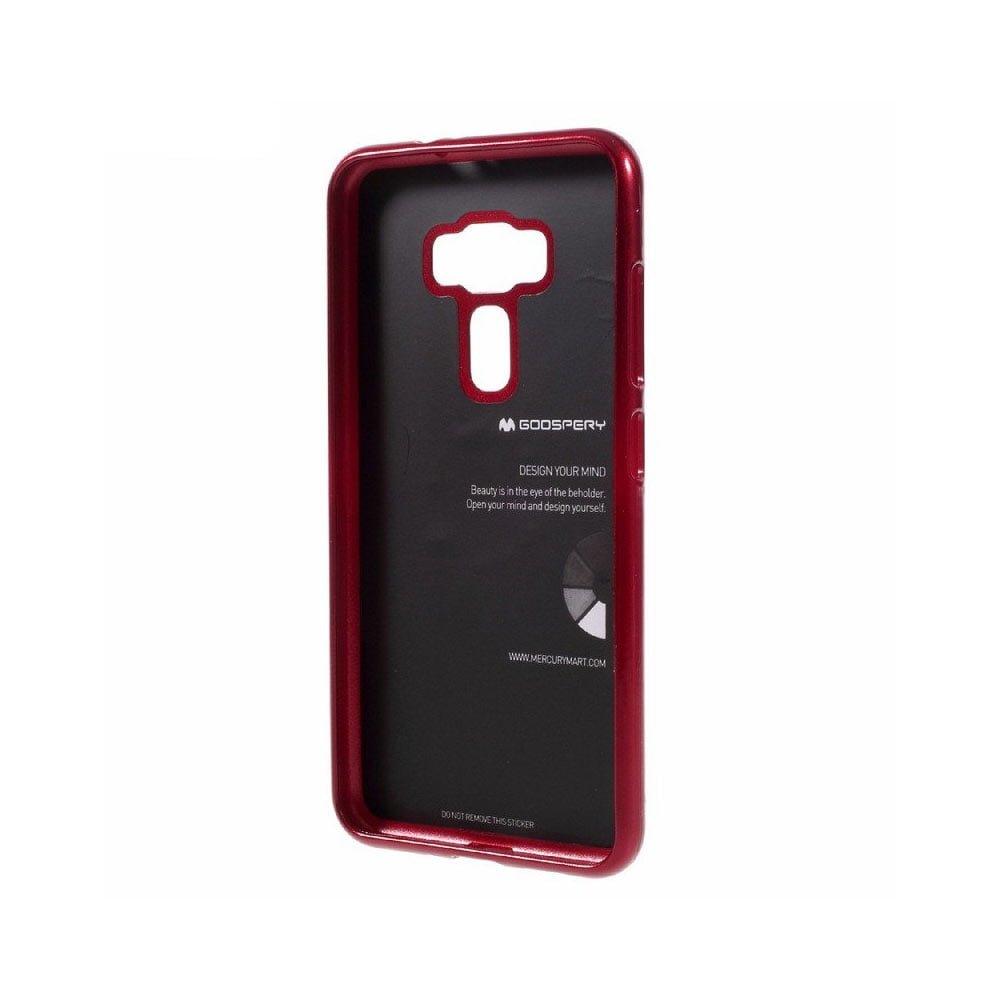 Husa Samsung Galaxy J3 2018 Mercury din ABS cu protectie medie la soc