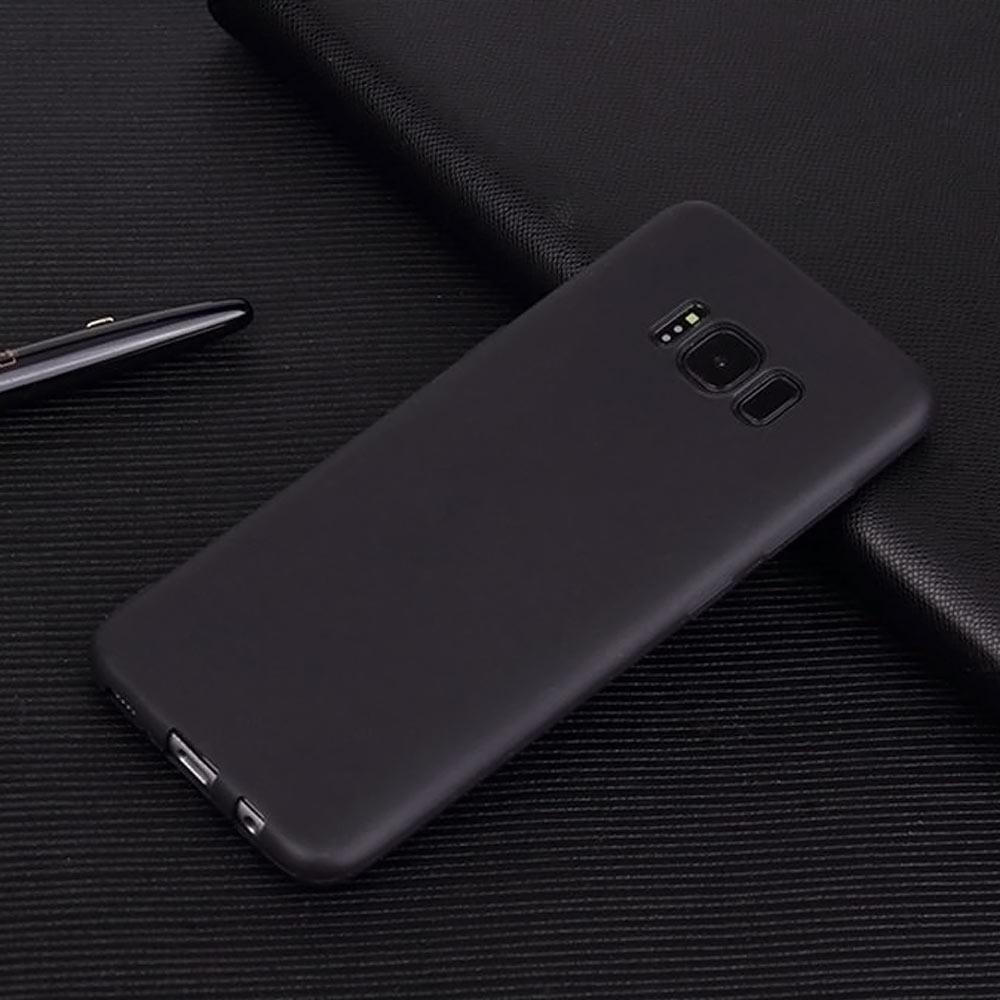 Husa Samsung Galaxy J6 2018 construita din ABS cu protectie medie la soc