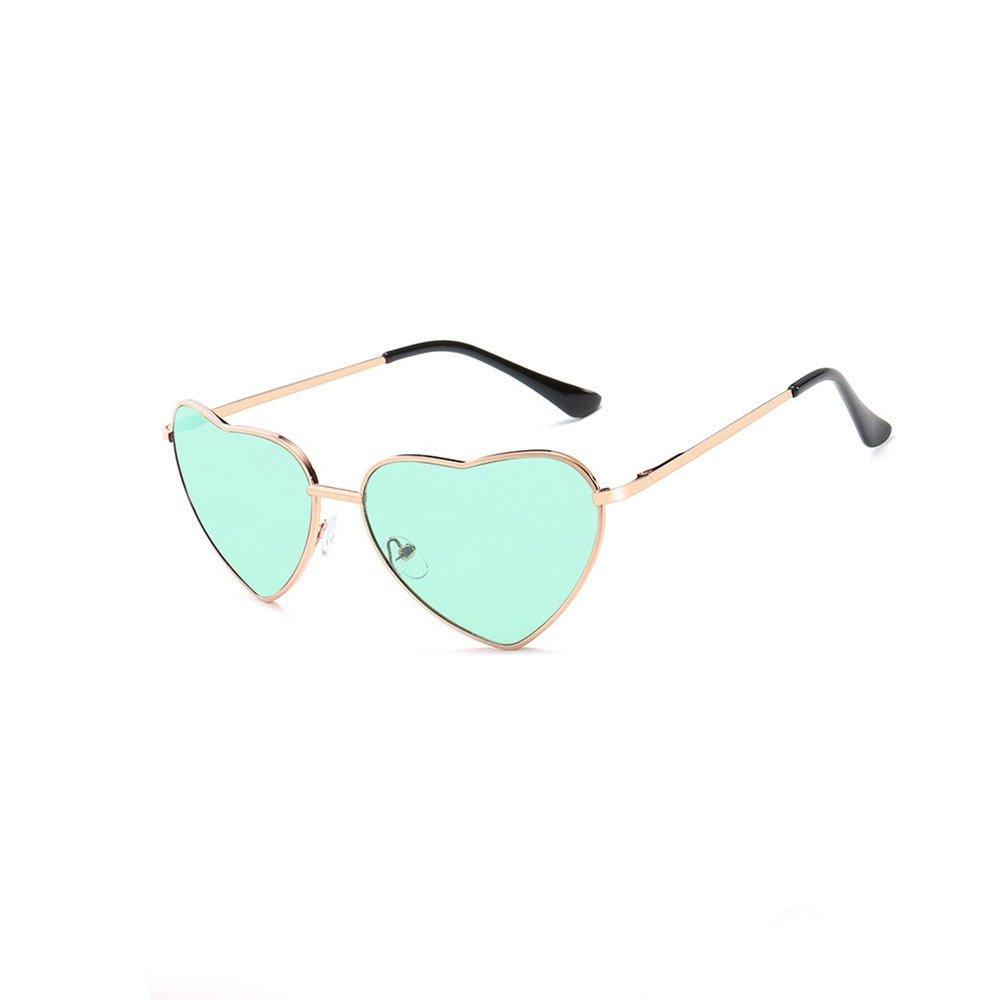 Ochelari de soare femei lentile in forma de inima UV400