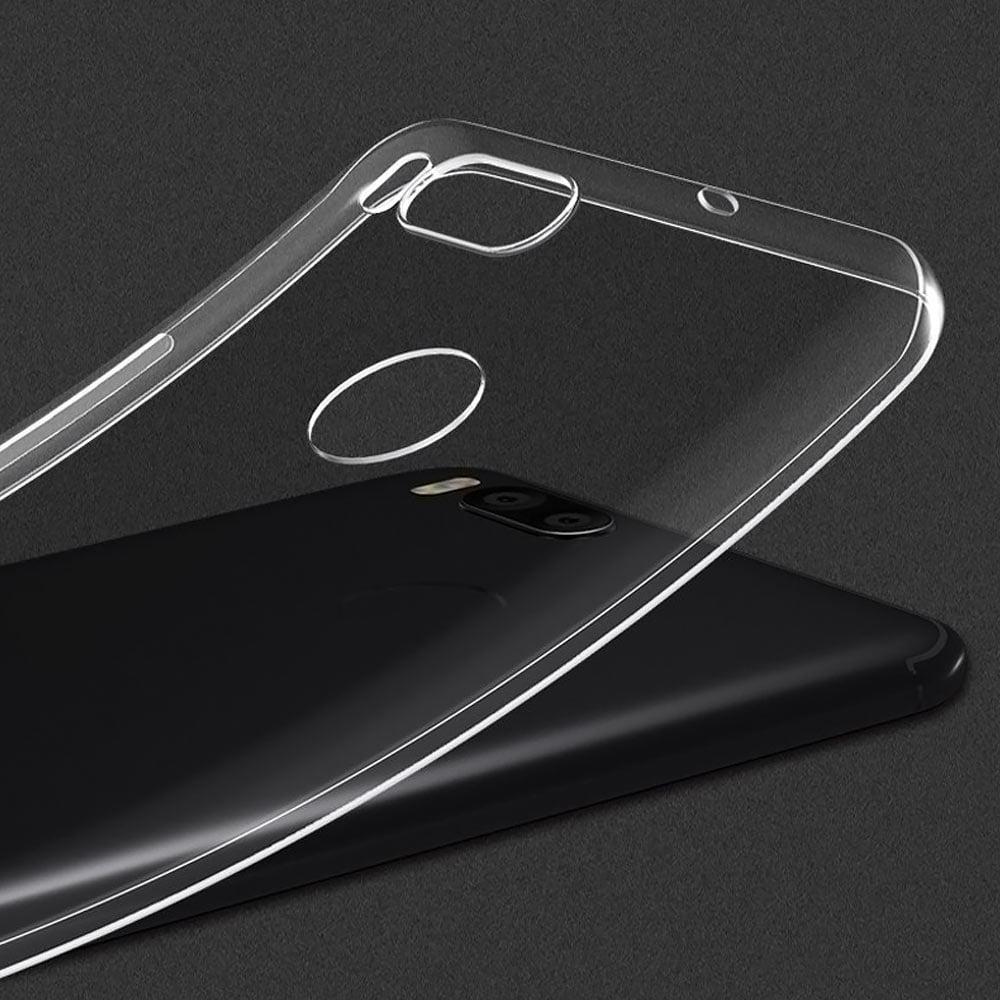 Husa Xiaomi Mi A1 din silicon foarte flexibila cu rezistenta medie la soc