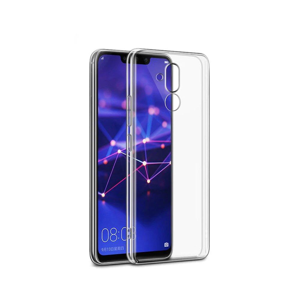Husa Huawei Mate 20 Lite din silicon foarte subtire protectie medie la soc