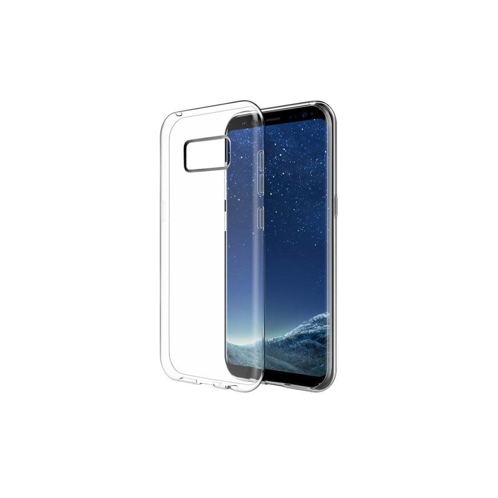 Husa Samsung Galaxy S9 din silicon foarte slim cu rezistenta medie la soc