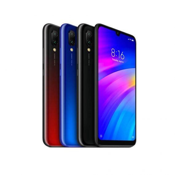 """Telefon Xiaomi Redmi 7, 3GB RAM, 32GB ROM, Octa Core, 6.26"""" Display, Android 9.0, Dual Sim"""